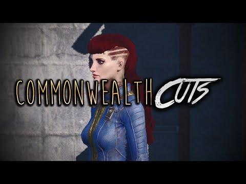 Commonwealth Cuts - KS Hairdos - ApachiiSkyHair at Fallout 4