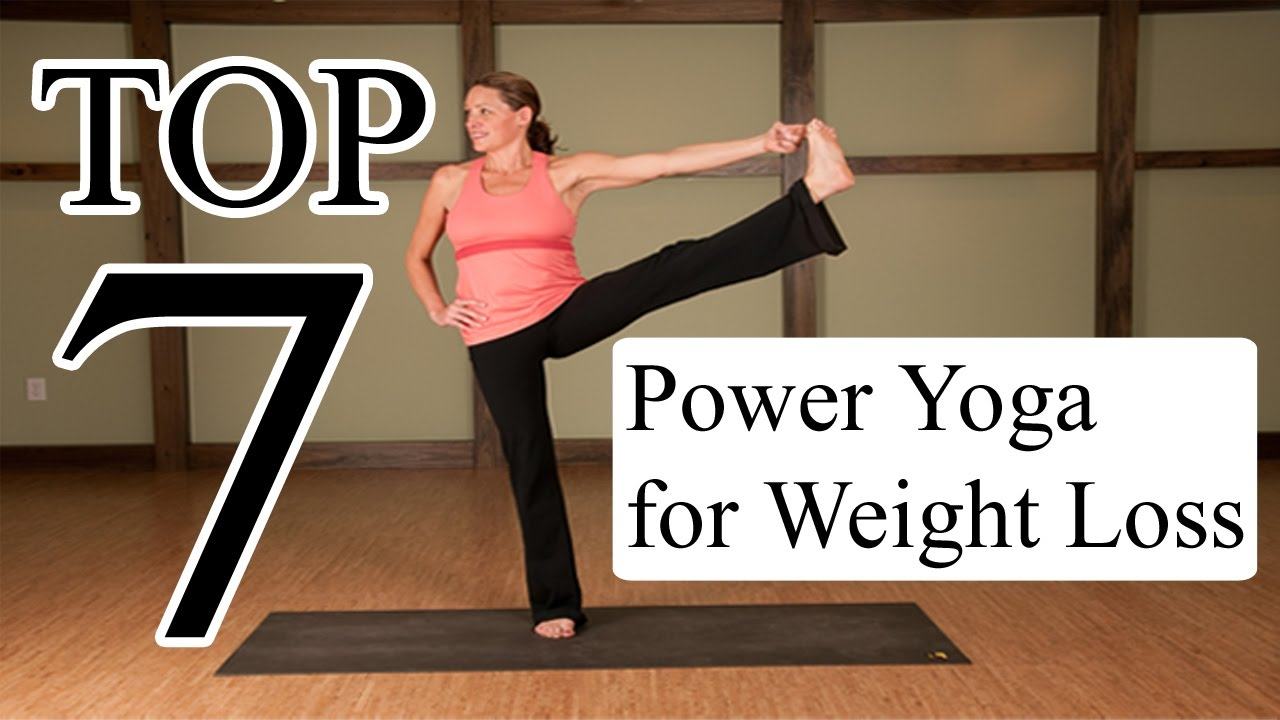 How To Do Power Yoga For Weight Loss At Home