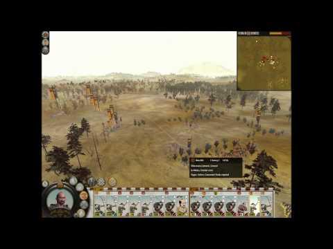 [Total War Shogun 2] Date vs Ikko Ikki Battle |