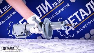 Амортизатор 2108, 2109, 21099, 2113, 2114, 2115 Белмаг передний правый (стойка)