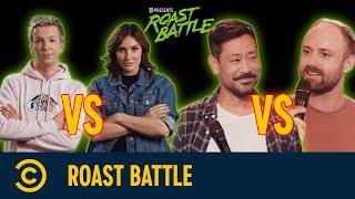 Roast Battle – Marcel Mann vs. Lena Liebkind und Ill Young Kim vs. Tobi Freudenthal