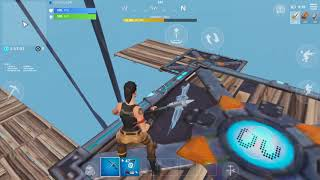 Underground Fortnite glitch