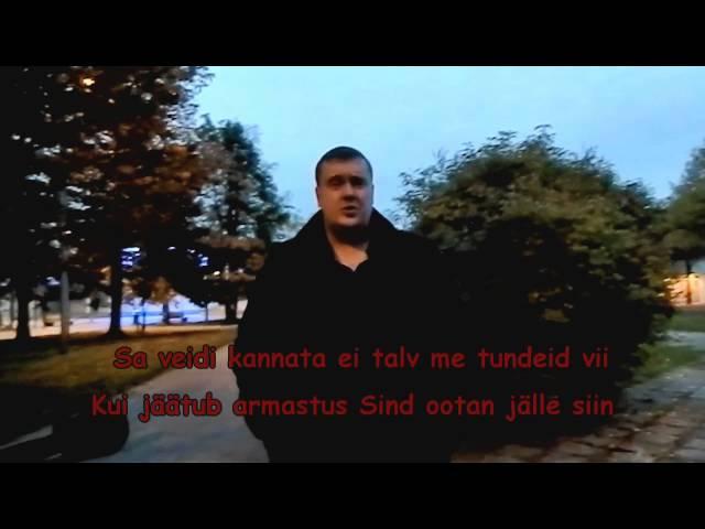 ERGO-KUI JÄÄTUB ARMASTUS  (Uus laul 2013)