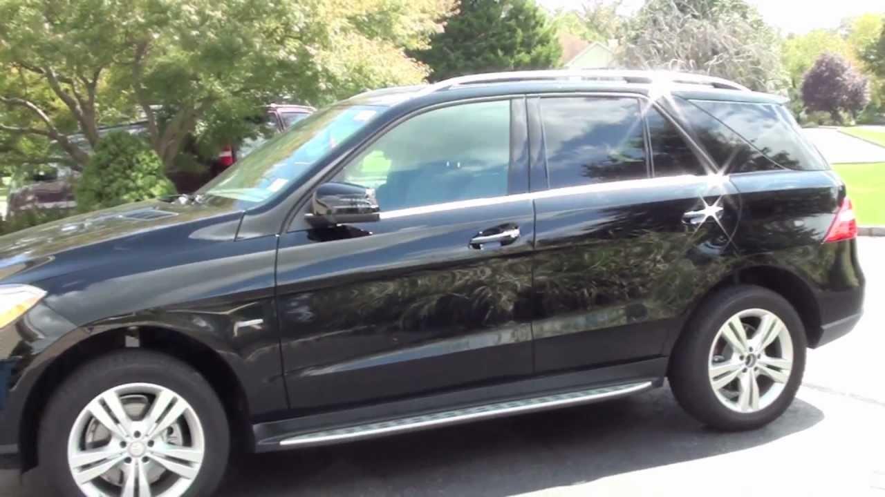 2012 Mercedes Benz Ml 350 Blutec Review