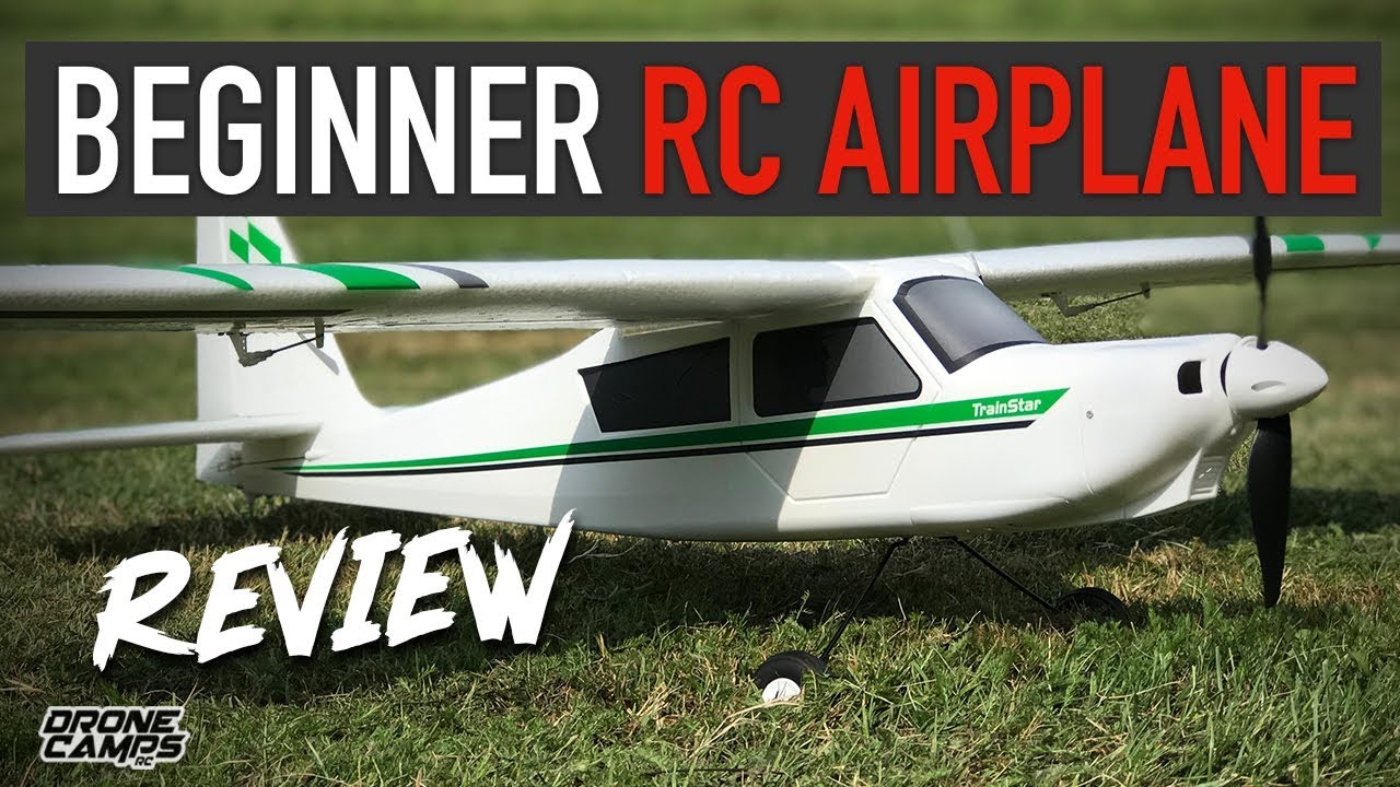 BEST Beginner RC Airplane 2019 - ALMOST INDESTRUCTIBLE! for $99