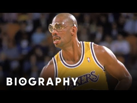 Kareem Abdul-Jabbar - Mini Biography