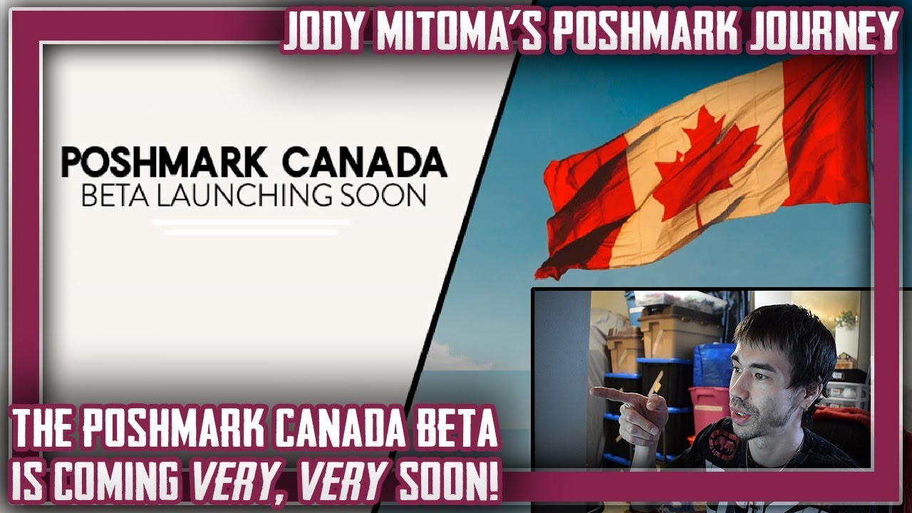 Latest POSHMARK CANADA Beta Launch Details • It's Coming