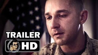 MAN DOWN - Official Trailer #1 (2016) Shia LaBeouf, Kate Mara Veteran Drama Movie HD