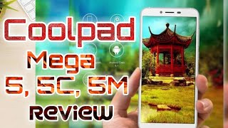 Coolpad Mega 5, 5C, 5M review | Coolpad Mega 5, 5C, 5M price in india