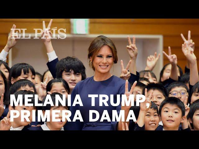 Los desplantes de Melania a Donald Trump