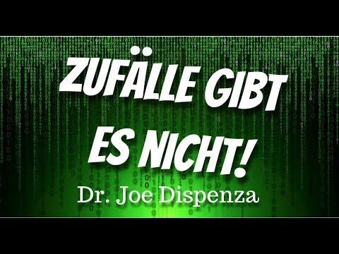 Dr. Joe Dispenza: ZUFÄLLE GIBT ES NICHT! - Anleitung für positive Synchronizitäten (Vortrag-Analyse)