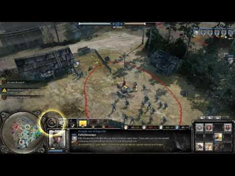 Company of Heroes game! Not Muted!  