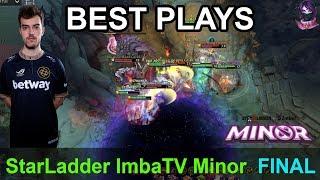 StarLadder ImbaTV Minor NiP vs Alliance Grand Final BEST PLAYS Highlights Dota 2 Time 2 Dota #dota2