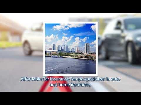 Cheap Car Insurance in Tampa, Florida - Affordable Car Insurance Tampa
