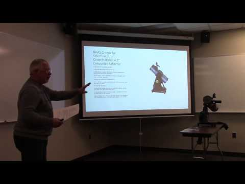 20171116 - Mark Kedzior - Library Telescope Programs
