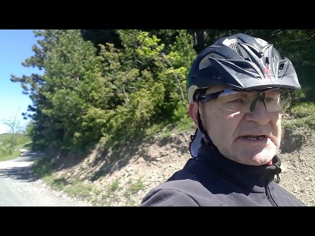 Giorgio Genovese – Guida di MTB vi porta sui crinali che separano la Val Taro dalla Val Ceno