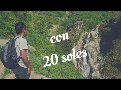 LUGARES CERCA A LIMA | CATARATA PALACALA CON 20 SOLES