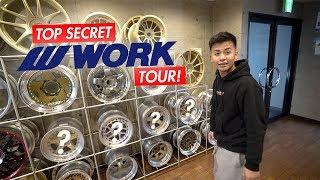 TOP SECRET Work Wheels Japan Tour! thumbnail