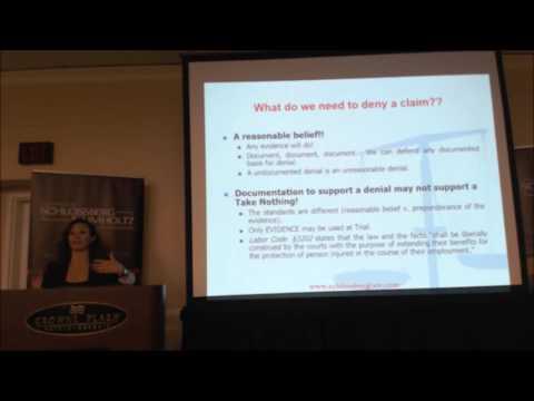 Allison Seghetti   Post Termination CT Claims