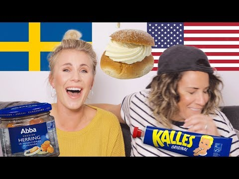 10 Swedish Foods you CAN'T Find in America