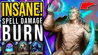 Burning up the ladder with SPELL SHAMAN - Ashes of Outland - Hearthstone