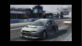 Dirt 3 Full HD 1080p on ATI HD 5750 Full settings