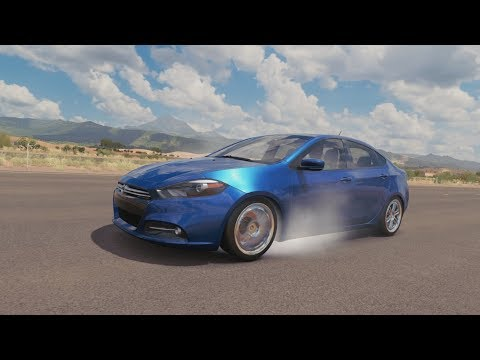 Forza Horizon 3 | '13 Dodge Dart GT - 487HP Street Daily Build, Pulls, Test, & More (Gameplay)