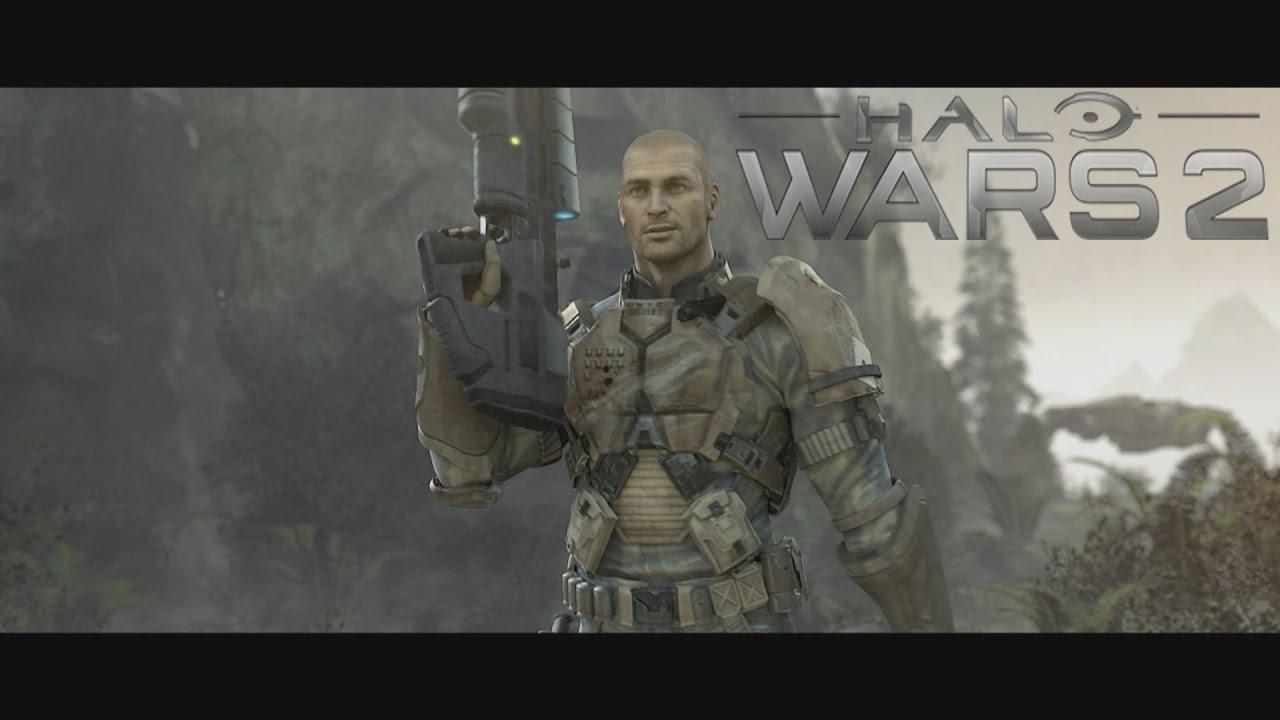 Sergeant Forge DLC - Halo Wars 2