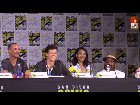 The Flash Season 4  panel at ComicCon 2017