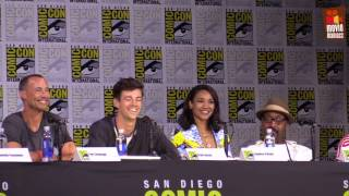 The Flash Season 4 - panel at Comic-Con 2017
