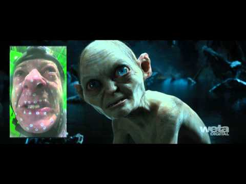 "Weta Digital's artistry behind Gollum: ""The Hobbit: An Unexpected Journey"""