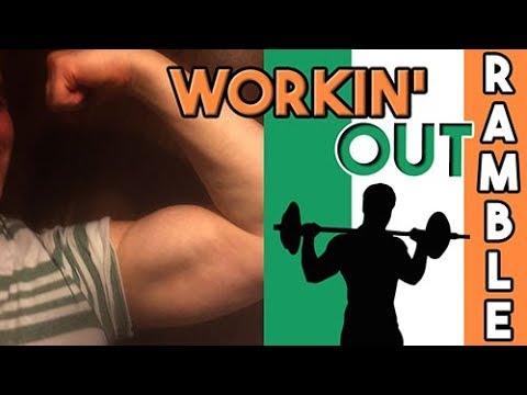 Work Out Ramble! [Peek Into My Patreon] ♣