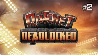 Twitch Livestream | Ratchet: Deadlocked Part 2 (FINAL) [PS2/PS3]