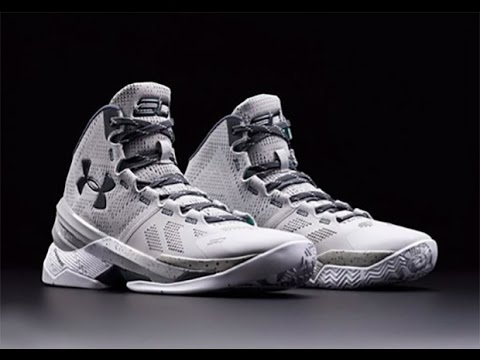 online store f0611 03f03 stephn curry 2's grey storm color shoes unboxing