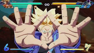 dragon ball fighterz special attacks