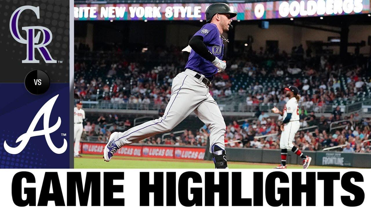 Download Rockies vs. Braves Game Highlights (9/14/21)   MLB Highlights