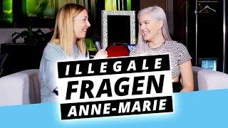 ANNE-MARIE über Selbstliebe und GoT - Illegale Fragen