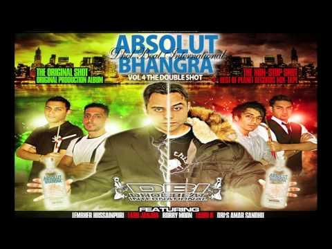 DBI's ABSOLUT BHANGRA 4 - Punjabiyan Dhe Dhol & Mele Vich Dhol Music Video Promo