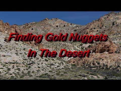 Detecting Gold in the Desert