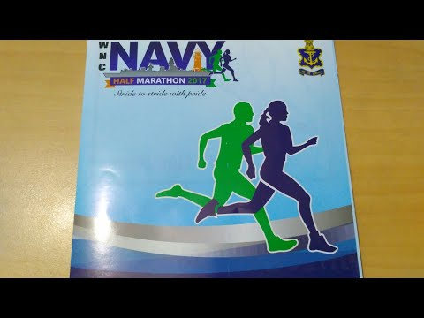 Navy Half Marathon 2017 - Race Kit