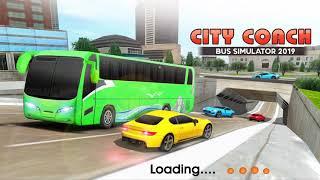 City Coach Bus Simulator 2019 screenshot 5