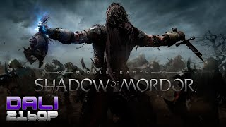 Middle-earth: Shadow of Mordor PC 4K Gameplay 2160p