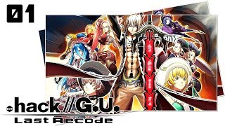 """.hack//G.U Last Recode [German] #1 Welcome to """"The World"""" [HD+][LET'S PLAY]"""