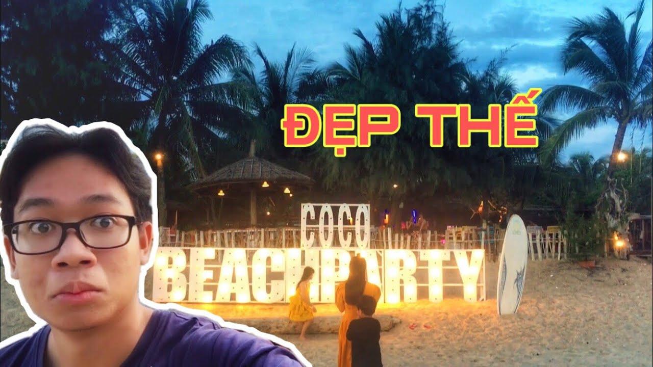 DU LỊCH COCO BEACH CAMP LAGI BÌNH THUẬN / KHÁM PHÁ RESORT BA THẬT
