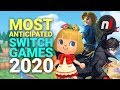 What Nintendo Switch games are coming out in 2020?