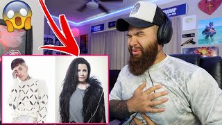 Christian Reacts to BRING ME THE HORIZON - AMY LEE | One Day the Only Butterflies Left...
