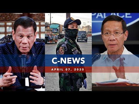 UNTV: C-News | April 07, 2020