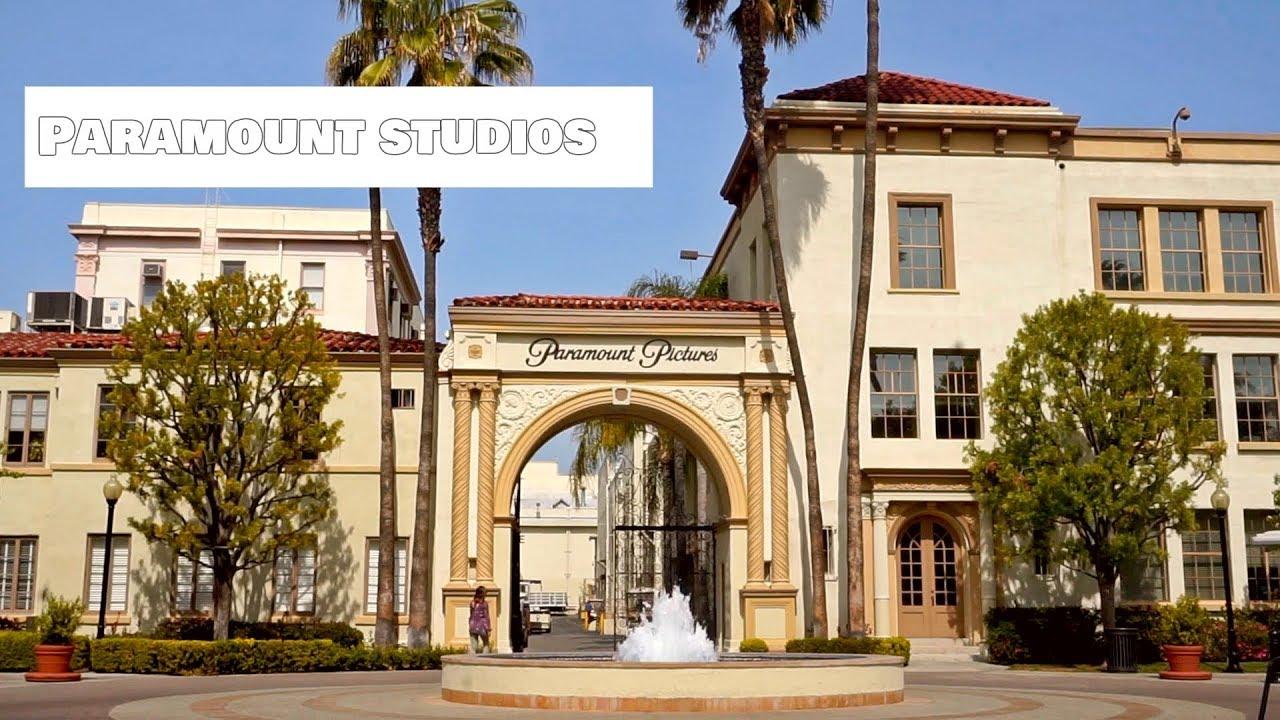 Photos: Paramount Studios VIP Tour – The Wandering Lostie   Paramount Studios Tour