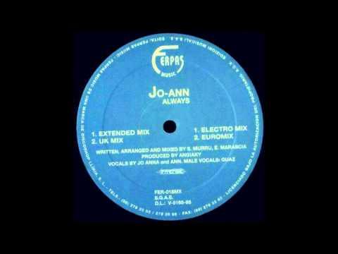 JO-ANN - Always (Extended Mix) 1995