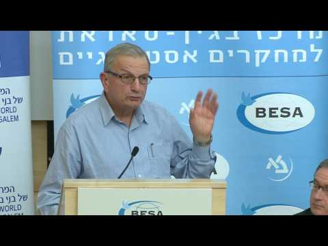 Eastern Mediterranean Security :: Shaul Chorev